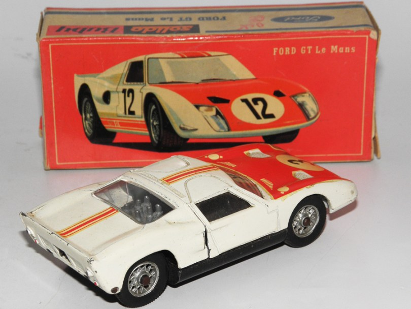 Buby Solido Ford GT 40