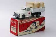Muoval camion ambulance (Finlande)