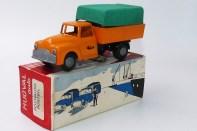 Muoval camion postes finlandaise (Finlande)