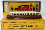 Dinky Toys autorail GWR et coffret postal avant guerre