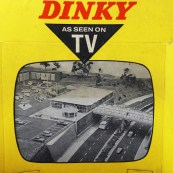 "Dinky Toys présentoir ""as seen on TV"""