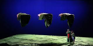 Le songe d'une nuit d'été de Benjamin Britten mise en scène Robert Carsen