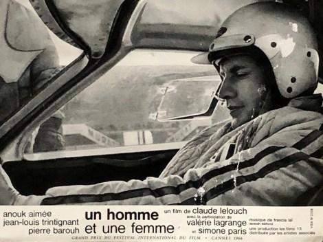 jean Louis Trintigant . Quel courage de conduire une GT 40 !