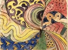 Paul Signac Etude pour le portrait de Félix Fénéon 1890