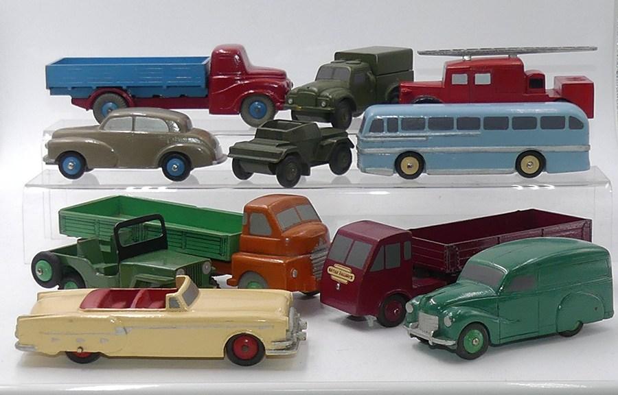 Dinky Toys prototypes bois achetés le même jour !