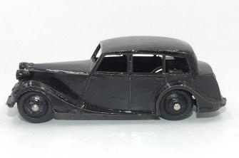 Dinky Toys 40B Triumph 1800 noire (couleur rare)
