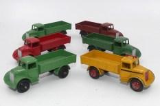 Dinky Toys camion 22 C (après guerre)