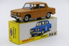 "Dinky Toys France Renault R8S couleur ""caramel"""