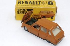 Dinky Toys France Renault 6 pour le réseau Renault Argentine