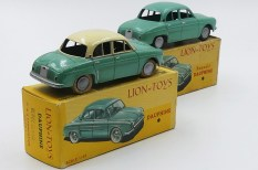 Lion Toys Jefe Renault Dauphine