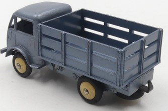 Dinky toys France Ford camion ridelles ajourées (variantes de couleur de jantes)