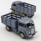 Dinky toys France Ford camion ridelles ajourées (variantes de couleur de jantes) ...celui équipé de jante crème est rare