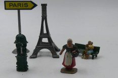 Paris, la ville des amoureux ! et du chacun pour soi