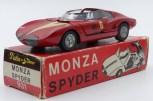 Tekno Dalia Chevrolet Monza et boîte carton Dalia Tekno