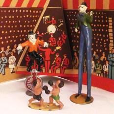Timpo artistes de cirque