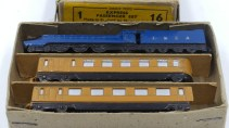Dinky Toys GB coffret de train (express passenger train)