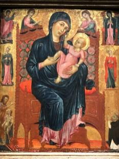 """collection Alana Maître de la Madeleine """"Vierge à l'enfant en majesté"""""""