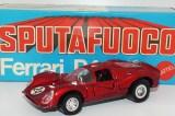 Mebetoys Mattel sputafuoco Ferrari 330P4 version vainqueur aux 24 heures de Daytona 1967