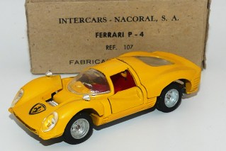 Intercars Ferrari 330P4 1/43 boite export