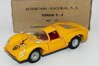 Intercars Ferrari 330P4 1/43 boite export