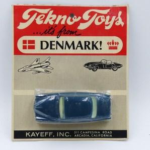 Tekno emballage thermoformé pour le marché américain Volvo Amazon