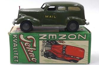 "Tekno Packard fourgon postal""Mail"" boîte exportation USA"
