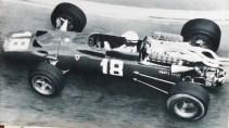 Ferrari 312 V12 F1 GP de Monaco 1967 photo qui aurait pu inspiré Jean Blanche