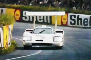 Chaparral 2F Le Mans 1967 (carte postale)