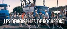 Jacques Demy Les demoiselles de Rochefort (l'arrivée des forains)