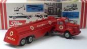 "Tekno Scania 110 semi citerne""Caltex"" prototype venant de chez Tekno"