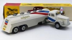 "Tekno Scania 76 semi citerne ""Chevron Calpam"""