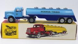 """Tekno Scania 76 semi citerne """"Scania Vabis"""""""