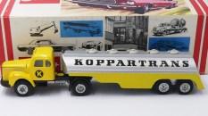 """Tekno Scania 110 semi citerne""""Koppartrans"""""""