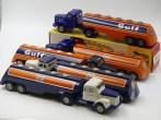"Tekno Scania 110 semi citerne""Gulf"" variantes"