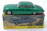 Nicky Toys Inde Jaguar MK X avec chassis Dinky Toys India) et avec jantes en acier chromé d'origine anglaise