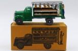 Siku Borgward camion primeur. Que dire de plus? superbe ! Ecoutez, en entend la cloche qui sonne !