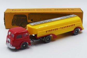 "Siku Struver semi remorque citerne ""Struver -tankwagen"""