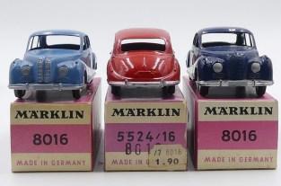 Marklin BMW 501 rusticité ...chassis vissé, finition main. L'argenture est réalisé au pinceau mais la gravure ! appréciez les 4 grilles