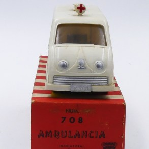 "Rico DKW fourgon ambulancia ""Cruz Roja"""