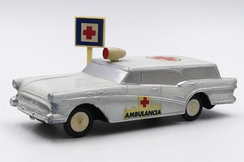 Buby Buick Caballero ambulance