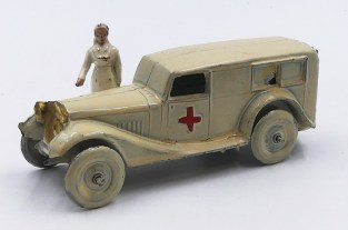 Charbens Bentley fourgon ambulance