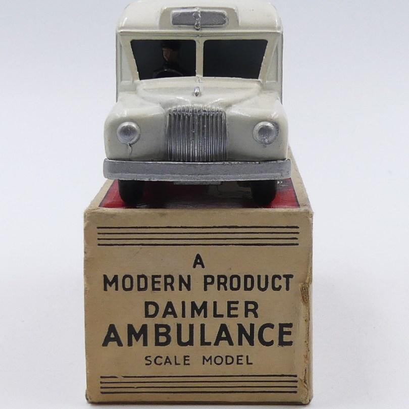 Morestone Daimler ambulance
