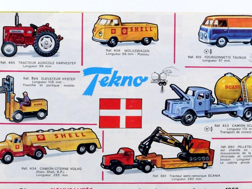 Catalogue Solido avec Tekno