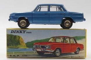 Dinky Toys France BMW 1500 modèle de pré-série (essai de couleur)