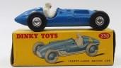 Dinky Toys Grande Bretagne Talbot Lago 4,5L avec jantes acier