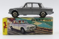 Dinky Toys Poch Alfa Romeo Giulia TI