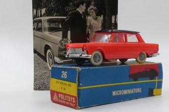 Politoys Fiat 1800
