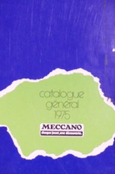le catalogue général de 1975 réservé aux professionnels