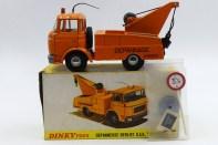 Dinky Toys Berliet Gak autoroutes