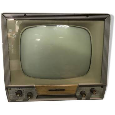 poste de télévision année 60